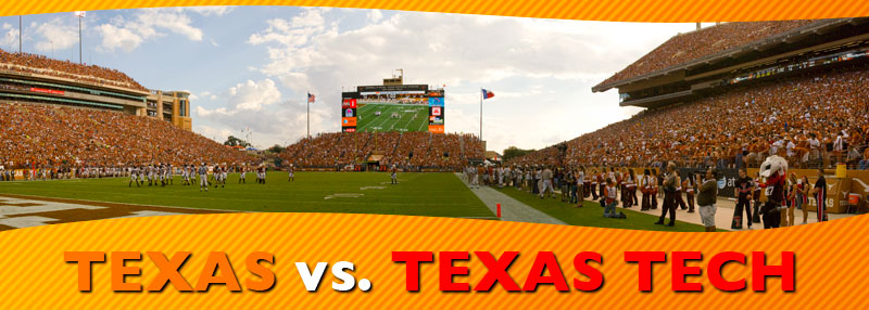 2007 Texas vs. Texas Tech